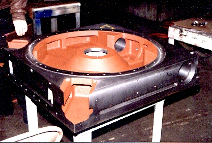 Rotary Table Base